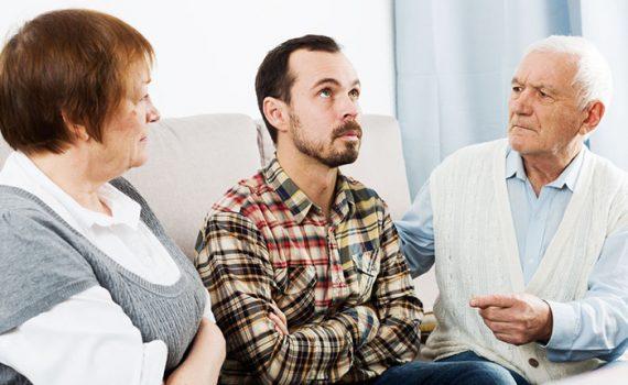 [FAMILIA] Cómo plantearle a tus padres que hacés terapia por culpa suya, así que las sesiones te las deberían pagar ellos. ...