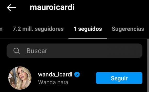 [PAREJAS] Mauro Icardi solo está siguiendo a su mujer en Instagram. ¿Está recomemendado hacer lo mismo? ¿Puede llegar a ser aburrido el feed...